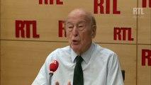 """Les réfugiés syriens devraient """"plutôt rester en Turquie"""", suggère Valéry Giscard d'Estaing"""
