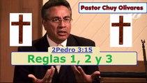 Como interpretar la Biblia Reglas 1, 2 y 3 - Chuy Olivares