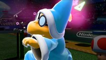 Mario Tennis Ultra Smash - Bowser Skelet, Boo et Bowser Jr Trailer
