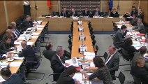 Ma réaction en Commission des Lois concernant la proposition de loi relative aux gens du voyage