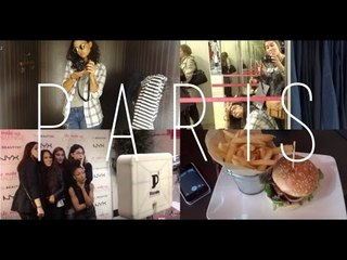 VLOG #4 DAY AND NIGHT A PARIS