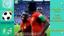 Top Funny Football Goal Celebrations || Best Funny Celebrations in Soccer vines compilatio