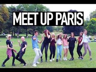 VLOG : MEET UP IN PARIS   Because Cats