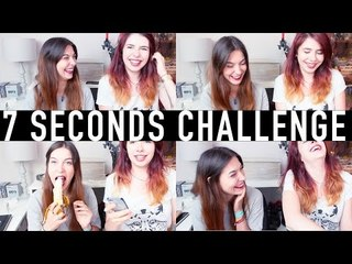 7 SECONDS CHALLENGE w/ ESTELLE ♡ | Because Cats