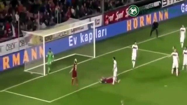 Türkiye İzlanda 1-0 geniş maç özeti
