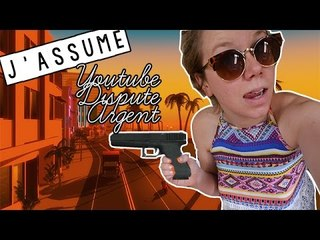 J'assume Youtube: Dispute & Salaire | LeaChoue