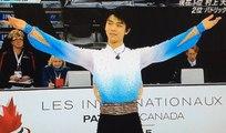 【羽生結弦 スケートカナダ2015 SP】Yuzuru Hanyu ショートプログラム 羽生結弦 ショパン 『バラード』 GPカナダ Skate Canada International ISU Grand Prix of Figure Skating 2015/2016