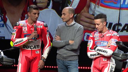 Ducati World Premiere 2016 - More than Red: Black, Wild and Pop (ITA)