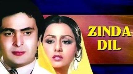 Zinda Dil Full Movie   Rishi Kapoor, Neetu Singh   Romantic Bollywood Movie