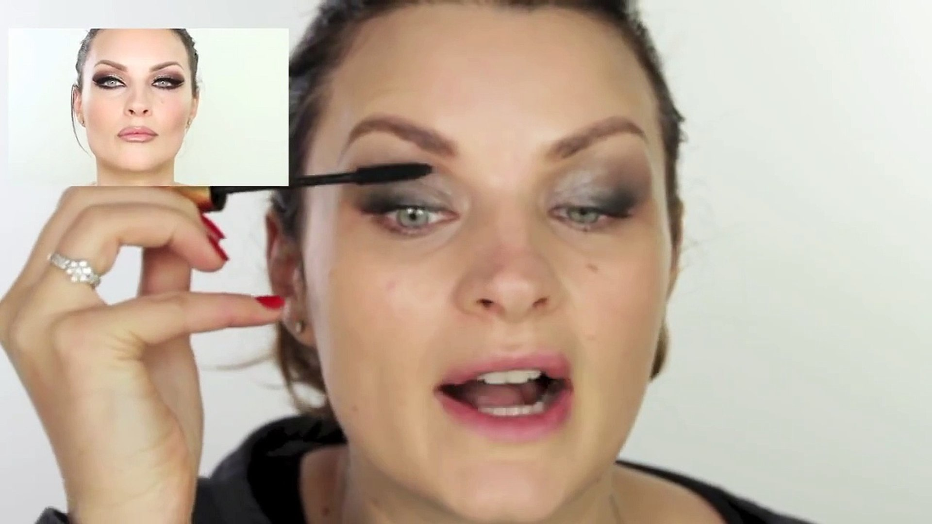 Red Carpet / Black Tie / Prom Makeup