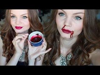 DIY - Fabriquer du faux sang maison ♥