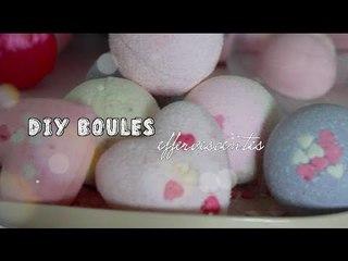 DIY - Bath Bomb - Boule effervescentes Maison ♥