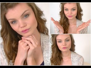 Tutoriel Maquillage Ultra Léger - Collège & Lycée ♥