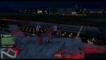 GTA 5 Free Roam - High Flyin Harriers! (GTA 5 Funny Moments)