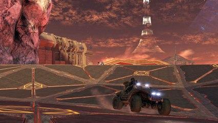 Halo 3 - Warthog Run