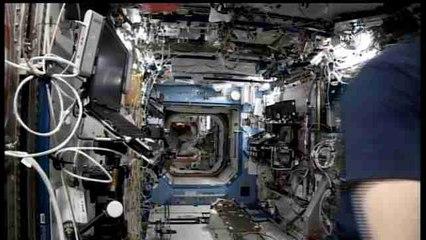"""La EEI cumple 15 años como """"hotel"""" espacial"""