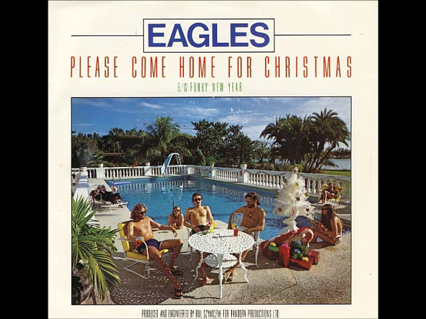 Please Come Home For Christmas Eagles.Eagles Please Come Home For Christmas