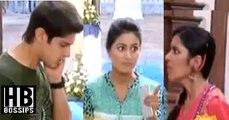 Yeh Rishta Kya Kehlata Hai Akshara Slaps Naksh For Secretly Getting Married 3rd November 2015
