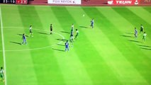 Le but de l'année 2015 marqué par un japonais