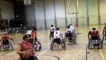 Gamart Avilés baloncesto adaptado