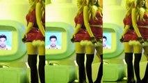 직캠 141224 헬로비너스HelloVenus 끈적끈적 서영 코엑스 by sexy dance