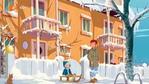 Wir Kinder aus dem Möwenweg Folge 18 Wir spielen im Schnee