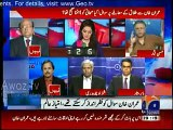 Sahafi ko do thappar lagne chahiye ,, aapko thapar lagna chahiye Clash between Hasan Nisar Imtiaz Alam