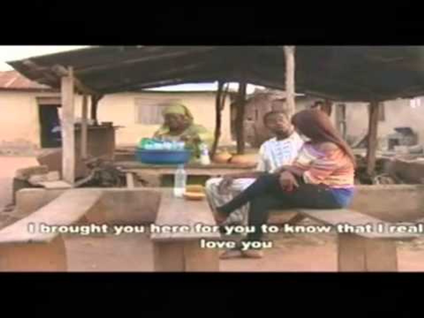 Aweda (Watch Sanyeri and Odunlade in this comedy packed Yoruba movie)