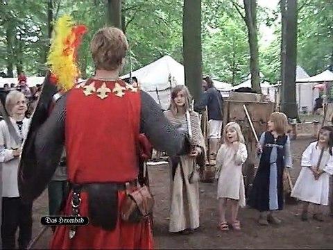 Ritter Gaudium und seine Kindersöldner !