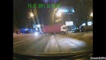 [18+] Подборка аварий на видеорегистратор 53 Car Crash compilation 53