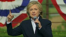 Hillary Clinton splits from Obama administration