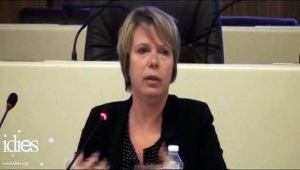 Rencontres de l'Idies 2015 : Entreprises et syndicats face aux enjeux écologiques, Intervention de Sophie Thiéry