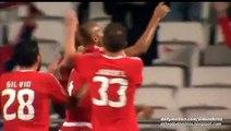 Luisão Amazing Goal 2-1 | Benfica vs Galatasaray 03.11.2015 HD
