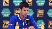 """ATP - BNPPM - Novak Djokovic : """"Benoit Paire, l'un des meilleurs revers à deux mains du circuit"""""""