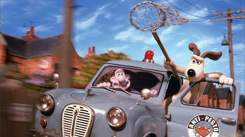 Wallace Gromit The Curse Of The Were Rabbit 2005 Full Movie Video Dailymotion