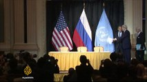 UN Syria envoy travels to Moscow for Syria peace talks