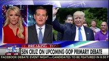 Ted Cruz to Megyn Kelly No Deal With Trump Heading into Fox News Debate