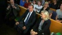 Marine Le Pen jugée pour avoir comparé les prières de rue à lOccupation nazie #FN #lepen