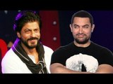 Shahrukh Khan Invites Aamir Khan To Mannat For GYAAN!