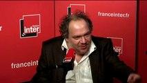 """Mathias Énard : """"Nous sommes les premiers responsables de cette situation en Syrie"""""""