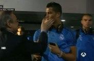 L'accrochage entre Cristiano Ronaldo et Florentino Pérez