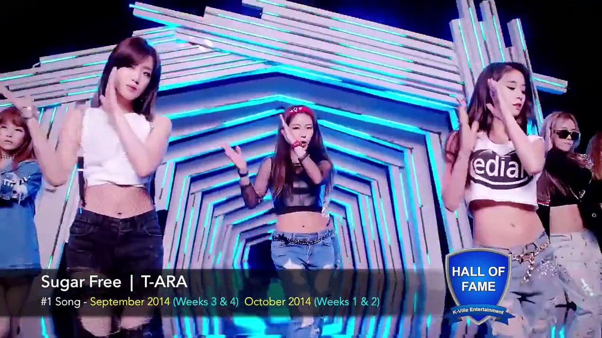 K POP HALL OF FAME | #1 Champion K Pop Songs!