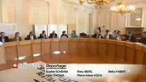 Conseil Communal VdL 2015 - Maison des jeunes de Gasperich