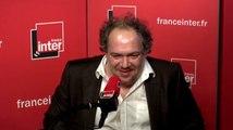 Mathias Enard (Goncourt 2015) : «Nous sommes les premiers responsables de la situation en Syrie»