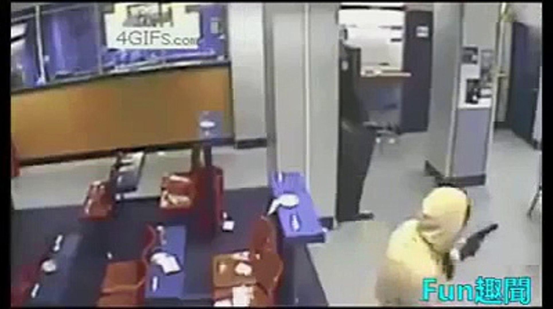 Dünyanın En Şanssız Hırsızları ( Sonuncu Fena :)