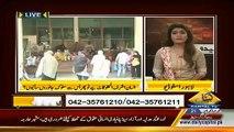 Benish Saleem Blasting reply to PMLN on Reshma's Baby Birth on Hospital's Steps