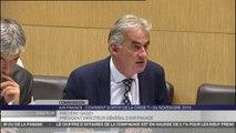 Le PDG d'Air France minimise les trois contrats proposés par son DRH