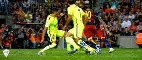 Lionel Messi FIFA Ballon DOr 2015! HD
