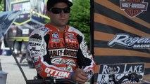 2015 Du Quoin Mile Harley-Davidson GNC1 presented by Vance & Hines main event - AMA Pro Fl Moto gp racing