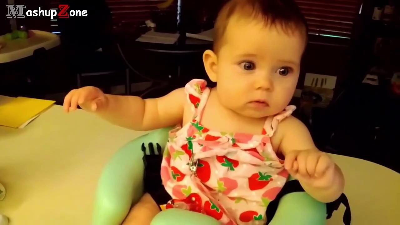 Funny Babies Dancing A Cute Baby Dancing Videos Compilation 2015